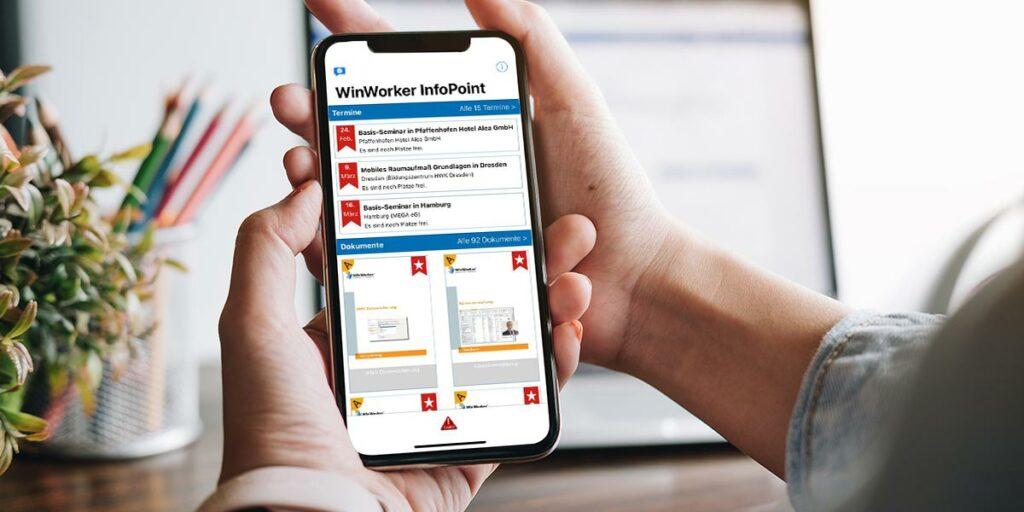 linkbild-info-point-app