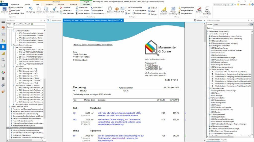 screenshot-software-fuers-handwerk-rechnung